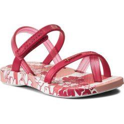 Japonki IPANEMA - Fashion Sd II Bb 81497 White/Pink 20755. Czerwone japonki damskie Ipanema, z tworzywa sztucznego. Za 49,00 zł.