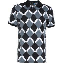 Koszulki polo: J.LINDEBERG KALLE SUBLIME Koszulka polo black diamond