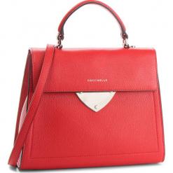 Torebka COCCINELLE - C05 B14 E1 C05 18 03 01 Coquelicot R09. Czerwone torebki klasyczne damskie Coccinelle, ze skóry. W wyprzedaży za 979,00 zł.