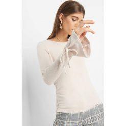 T-shirty damskie: Koszulka z dzwonkowym rękawem