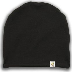 Czapka dziecięca Czarna Owca czarna r. 62 (NCO-04). Czarne czapeczki niemowlęce NANAF ORGANIC. Za 35,19 zł.