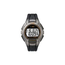 Pulsometr zegarek sportowy Timex Ironman® Traditional 10-Lap. Szare zegarki męskie Timex, sztuczne. Za 169,99 zł.