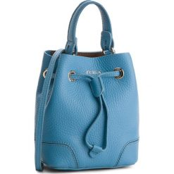Torebka FURLA - Stacy 966284 B BOW7 K59 Veronica e. Niebieskie torebki worki Furla, ze skóry. W wyprzedaży za 849,00 zł.