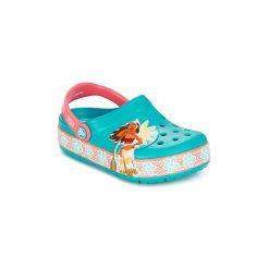 Sandały Dziecko  Crocs  CROCS FUN LAB GRAPHIC MOANA CLOG K. Niebieskie sandały dziewczęce Crocs. Za 143,20 zł.