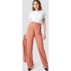 Spodnie damskie: MANGO Spodnie Pinky - Orange