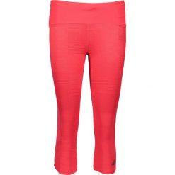 Legginsy: Legginsy funkcyjne w kolorze czerwonym