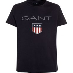 T-shirty chłopięce: GANT SHIELD LOGO  Tshirt z nadrukiem evening blue