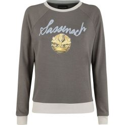 Outlander Sassenach Bluza damska brązowy. Brązowe bluzy rozpinane damskie Outlander, l, z nadrukiem. Za 99,90 zł.