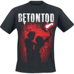 Betontod Viva Punk T-Shirt czarny. Czarne t-shirty męskie marki Betontod, m. Za 54,90 zł.
