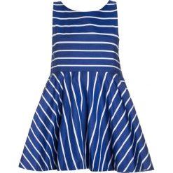 Odzież dziecięca: Polo Ralph Lauren STRIPE Sukienka letnia blue/white