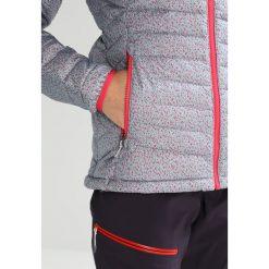 Columbia POWDER LITE HOODED Kurtka Outdoor grey ash tweed. Szare kurtki sportowe damskie marki Columbia, m, z materiału. W wyprzedaży za 374,25 zł.