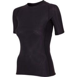 Bluzki damskie: Koszulka kompresyjna damska 4FPro TSDF400A - czarny