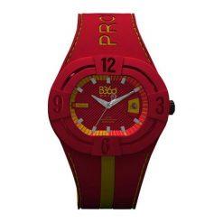 """Zegarki męskie: Zegarek """"1210007"""" w kolorze czerwonym"""
