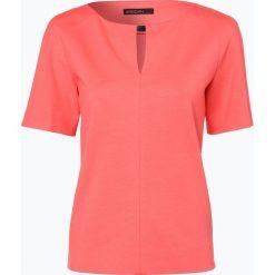 Marc Cain Collections - Koszulka damska, czerwony. Czerwone t-shirty damskie Marc Cain Collections. Za 479,95 zł.