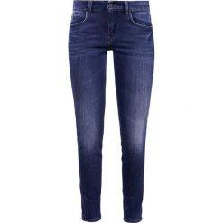 DRYKORN IN Jeans Skinny Fit stone washed blue denim. Niebieskie boyfriendy damskie DRYKORN. Za 629,00 zł.
