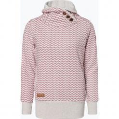 Ragwear - Damska bluza nierozpinana – Angel Zig Zag, czerwony. Czerwone bluzy damskie marki Ragwear, l. Za 309,95 zł.