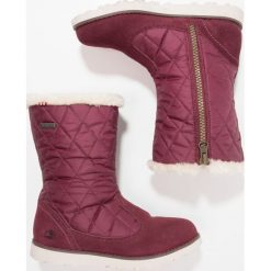 Viking ROEA GTX  Śniegowce burgundy. Czerwone buty zimowe damskie Viking, z materiału. W wyprzedaży za 229,50 zł.