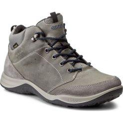 Buty trekkingowe męskie: Ecco Buty męskie Espinho szare r. 44 (83902457486)