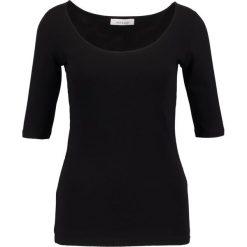 T-shirty damskie: Samsøe & Samsøe ALEXA Tshirt basic black