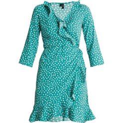 Sukienki hiszpanki: Vero Moda Tall VMHENNA 3/4 WRAP DRESS Sukienka letnia shady glade