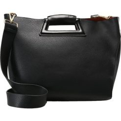 Shopper bag damskie: Topshop SALEM TOTE Torba na zakupy black