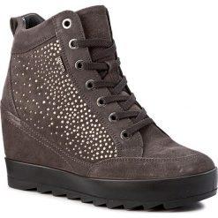 Sneakersy IGI&CO - 8800100 Grig. Scu. Szare sneakersy damskie IGI&CO, z materiału. W wyprzedaży za 269,00 zł.