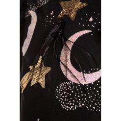Bluzki dziewczęce bawełniane: Billieblush Bluzka z długim rękawem schwarz