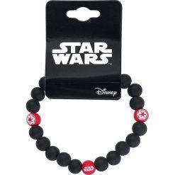 Bransoletki męskie: Star Wars Imperial Bransoletka czarny/czerwony