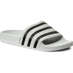 Klapki damskie: Klapki adidas - adilette 280648 White/None/White