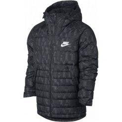 Nike Kurtka Zimowa M Nsw Dwn Fill Jkt Hd Aop Ssnl L. Brązowe kurtki sportowe męskie Nike, na zimę, l, z materiału. W wyprzedaży za 499,00 zł.