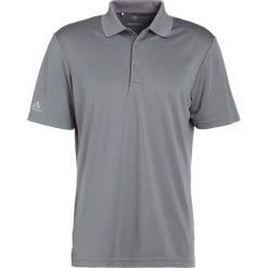 Adidas Golf PERFORMANCE Koszulka polo grey. Szare koszulki sportowe męskie adidas Golf, m, z materiału, na golfa. Za 189,00 zł.