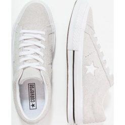 Converse ONE STAR Tenisówki i Trampki ash grey/white. Szare tenisówki damskie marki Converse, z gumy. Za 359,00 zł.