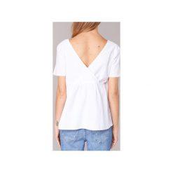 Bluzki Betty London  GADO. Białe bluzki na imprezę marki Betty London, l. Za 103,20 zł.