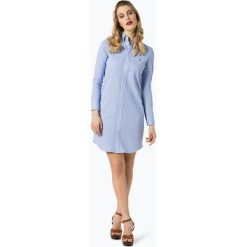 Odzież damska: Polo Ralph Lauren - Sukienka damska, niebieski
