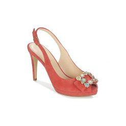 Sandały Fericelli  INEWO. Czerwone sandały trekkingowe damskie Fericelli. Za 471,20 zł.