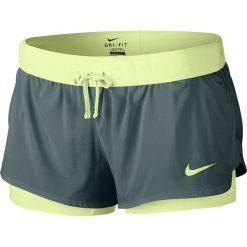 Spodenki i szorty męskie: Nike Spodenki męskie Full Flex 2 in 1 2.0 Short  zielony r. S