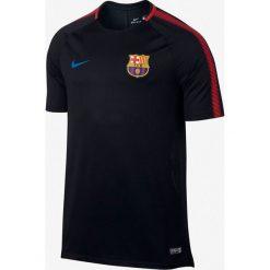 Nike Koszulka męska FCB M BRT SQD Top SS czarna r. XL (854253 011). Czarne koszulki sportowe męskie Nike, m. Za 159,00 zł.