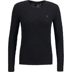 Swetry klasyczne damskie: Polo Ralph Lauren JULIANNA Sweter black