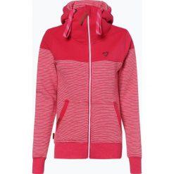 Alife& Kickin - Damska bluza rozpinana – Palina, lila. Różowe bluzy rozpinane damskie marki Alife& Kickin, l, w jednolite wzory. Za 349,95 zł.