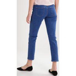 Dorothy Perkins Jeansy Slim Fit blue. Niebieskie jeansy damskie marki Dorothy Perkins, z bawełny. W wyprzedaży za 143,65 zł.