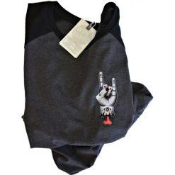 T-shirt Horned Hand Basic. Czarne t-shirty męskie marki Pakamera, m, z kapturem. Za 139,00 zł.
