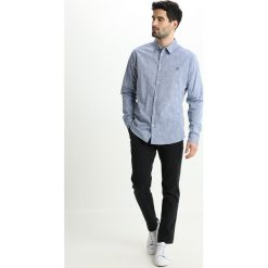Koszule męskie na spinki: Solid NORWELL Koszula navy mela