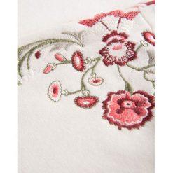 Bluzy damskie: Bluza z kwiatowym haftem