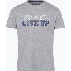 T-shirty męskie z nadrukiem: Nils Sundström – T-shirt męski, szary
