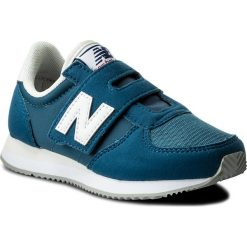Trampki chłopięce: Sneakersy NEW BALANCE – KV220CCY Niebieski