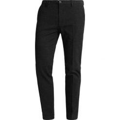 Cinque CIBRODY SLIM FIT Spodnie materiałowe anthracite. Szare rurki męskie Cinque, z bawełny. Za 419,00 zł.