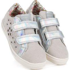 Buty dziecięce: Stylowe trampki dziewczęce KORI