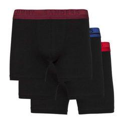Bokserki męskie: Zestaw bokserek w kolorze czarnym - 3 szt.