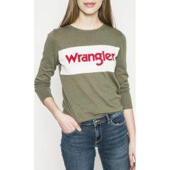 Swetry klasyczne damskie: Wrangler - Sweter