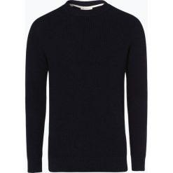 Selected - Sweter męski – Tyson, niebieski. Szare swetry klasyczne męskie marki Selected, l, z materiału. Za 229,95 zł.